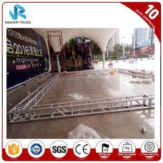 Versatile Mini Lighting Aluminum Truss Display Triangle / Ladder Shape