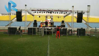 290mm - 1200mm Smart Aluminum Stage Truss Tent Quickly Installation For Events supplier