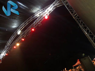 Global Milos Aluminum Roof Truss Lighting Tower For Fashion Show / Exhibition