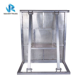 Security Protection Crowd Control Barrier Metal Material Concert Barricade